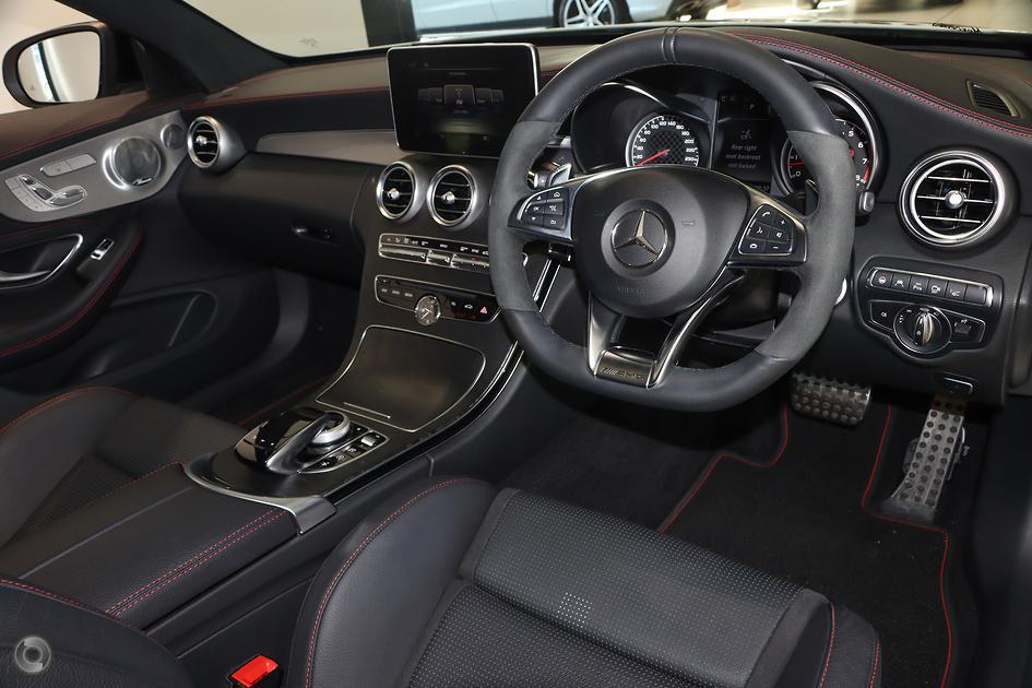 2017 Mercedes-Benz C 43 AMG Coupé