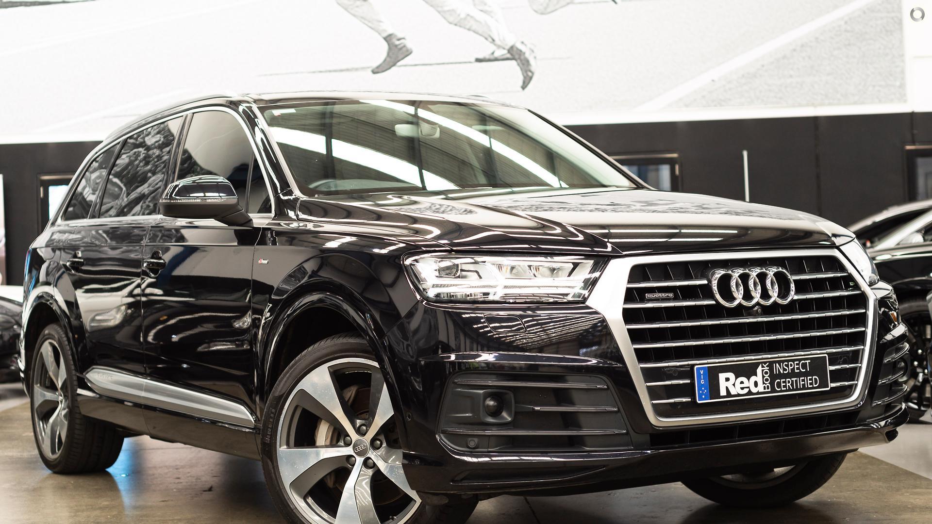 2015 Audi Q7 4M
