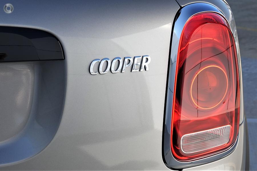 2018 MINI Countryman Cooper