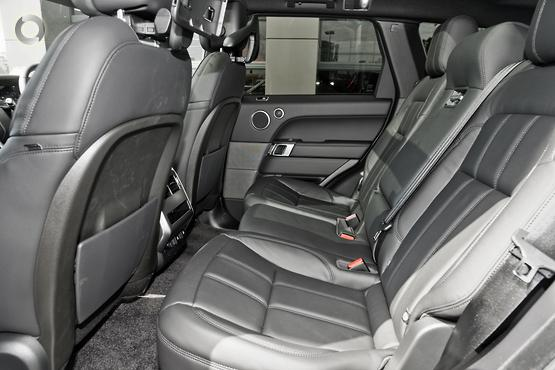 2019 Land Rover Range Rover Sport Si4 SE L494