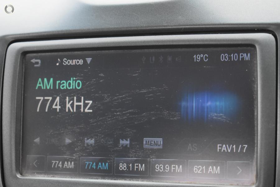 2016 Holden Colorado LS RG