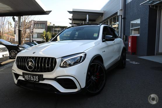 2019 Mercedes-Benz <br>GLC 63