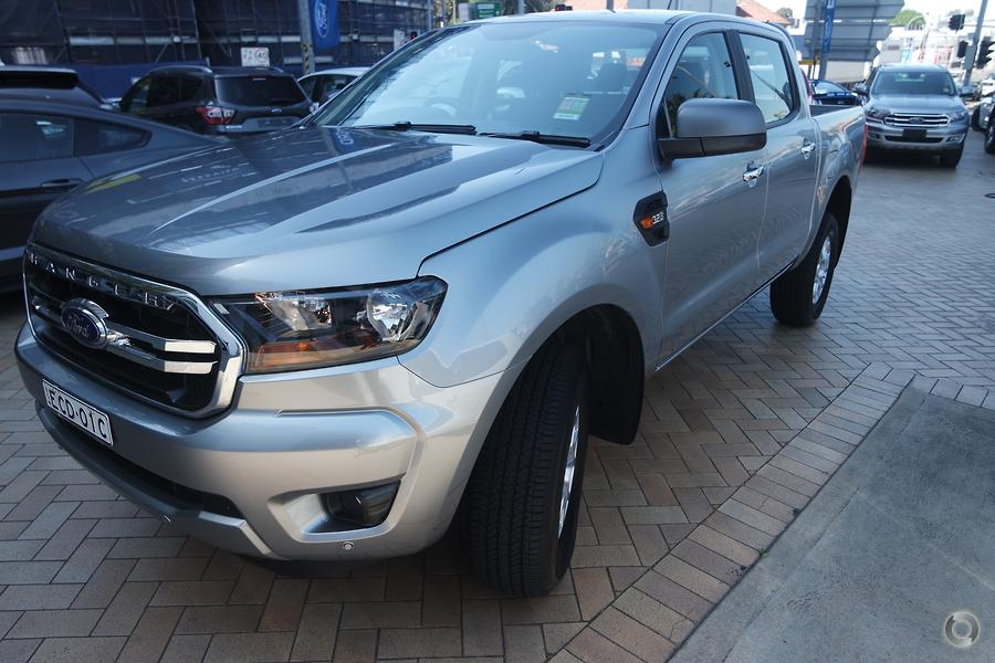 2019 Ford Ranger XLS PX MkIII