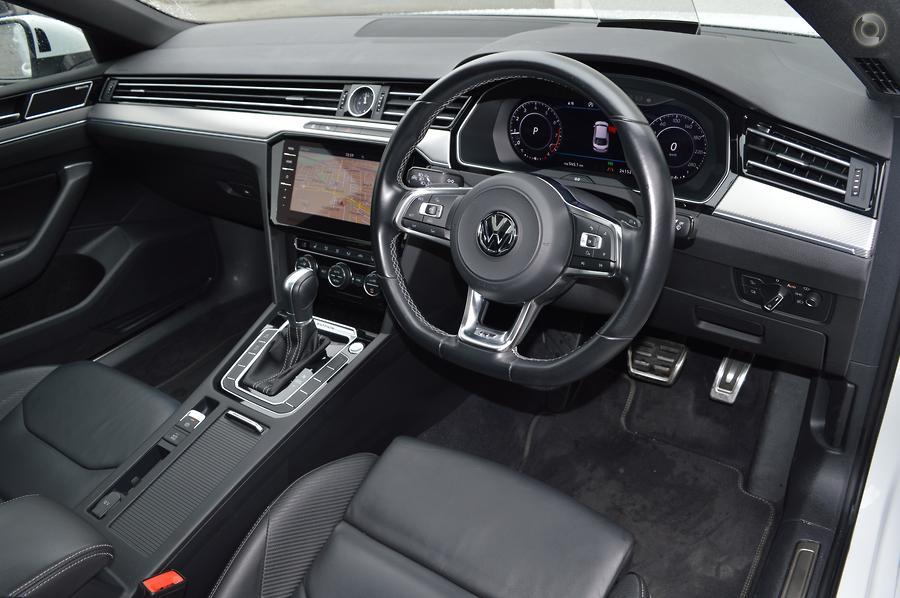 2018 Volkswagen Arteon 206TSI R-Line 3H