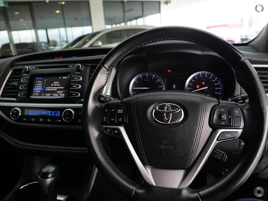 2016 Toyota Kluger GXL GSU55R