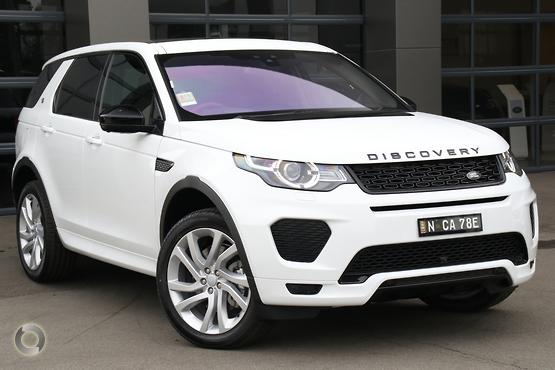 2019 Land Rover Discovery Sport Si4 213kW SE L550