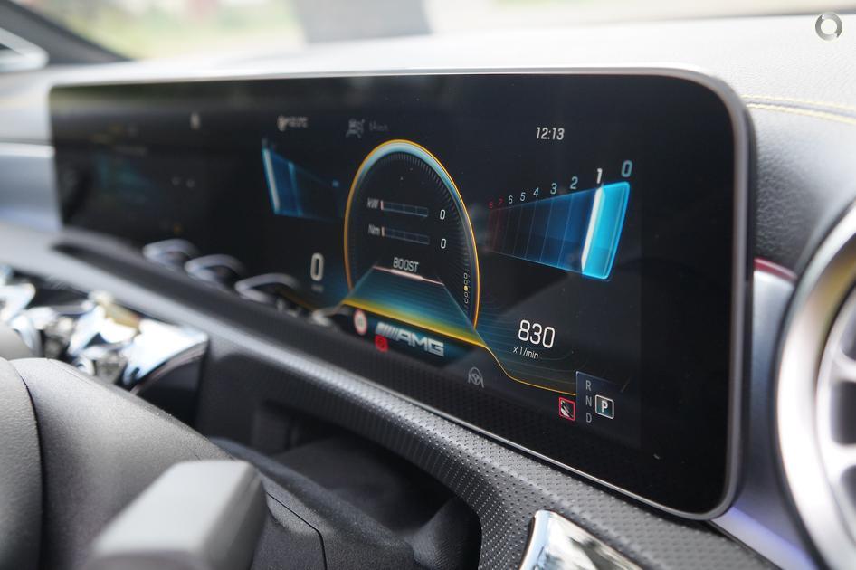 2020 Mercedes-Benz CLA 45 AMG S Coupé