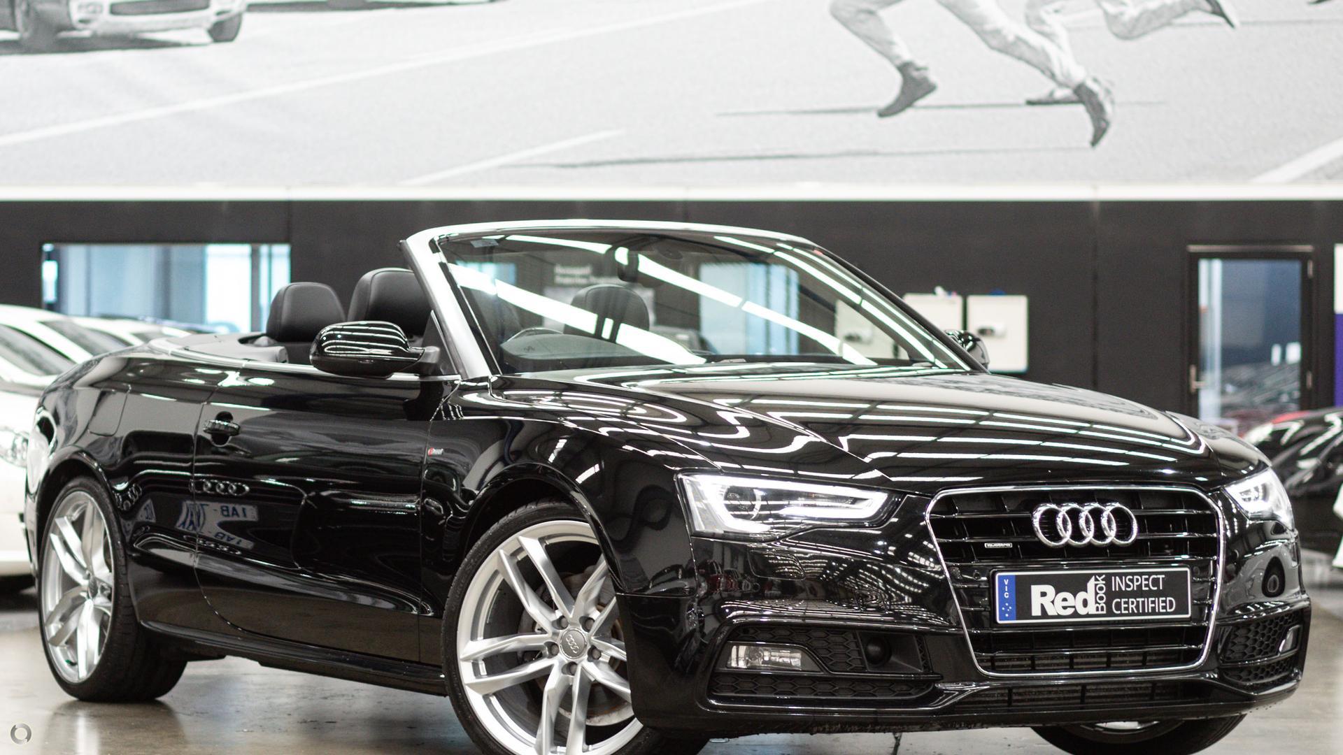 2016 Audi A5  8T