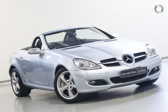 2006 Mercedes-Benz SLK 350