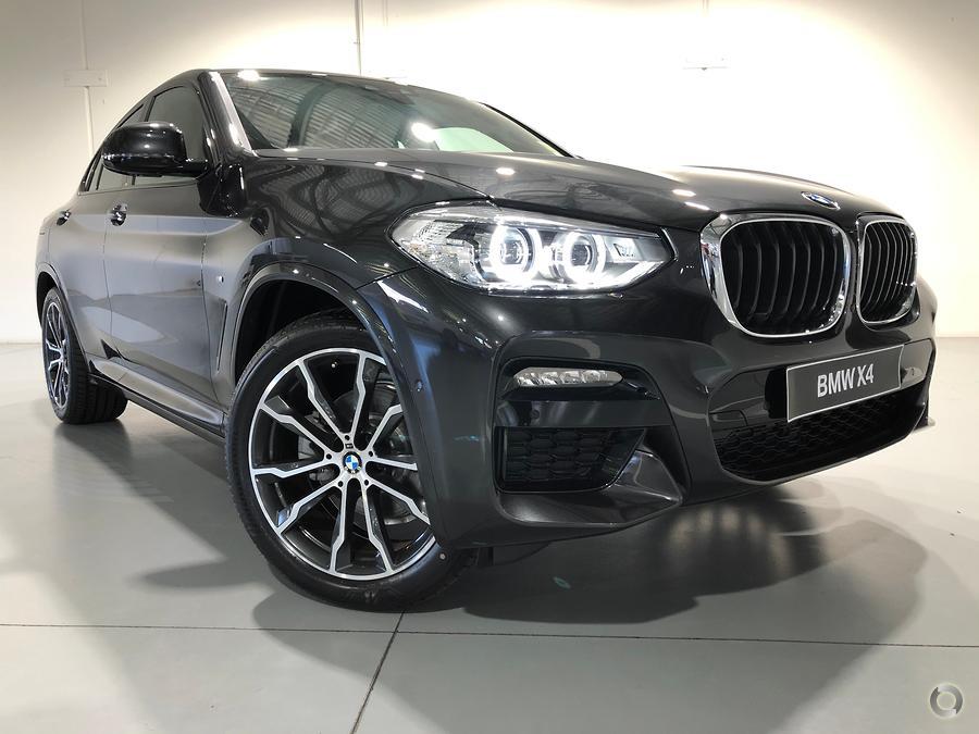 2020 BMW X4 xDrive20d M Sport