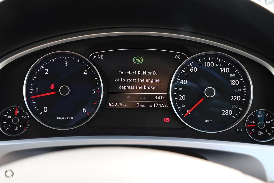 2018 Volkswagen Touareg V6 TDI 7P