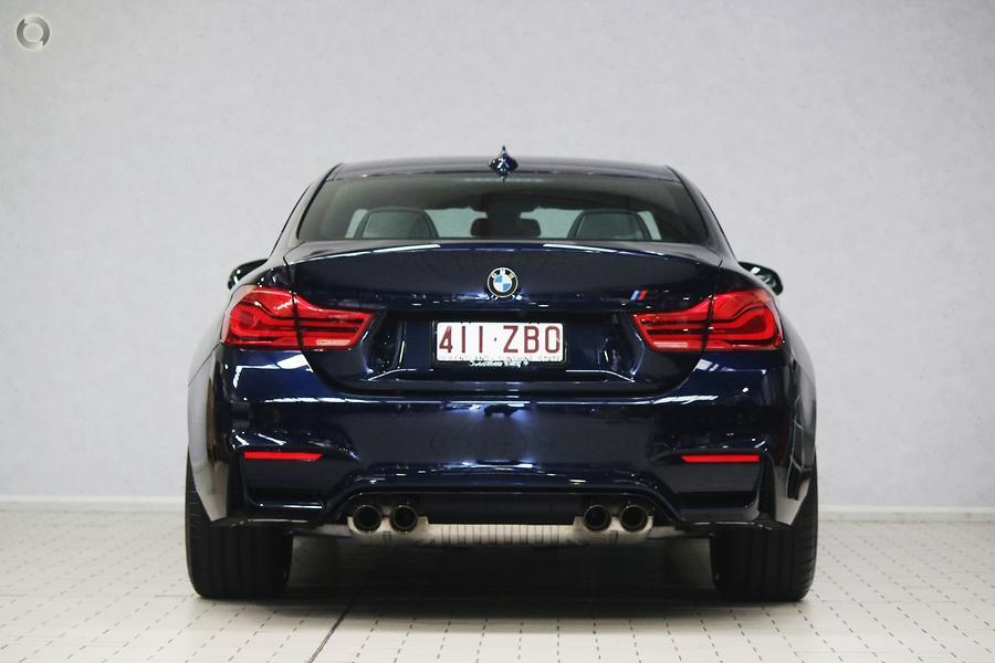 2018 BMW M4 Pure
