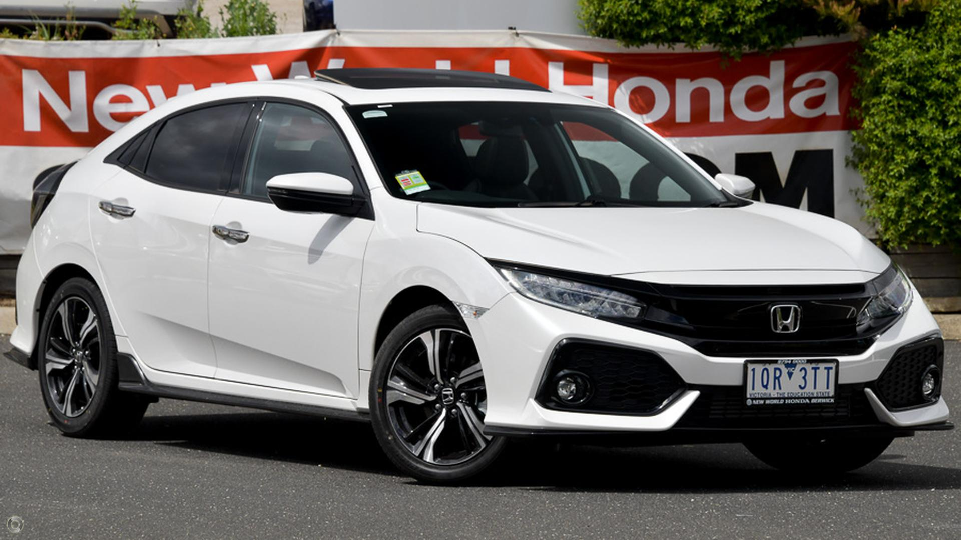 2019 Honda Civic RS 10th Gen