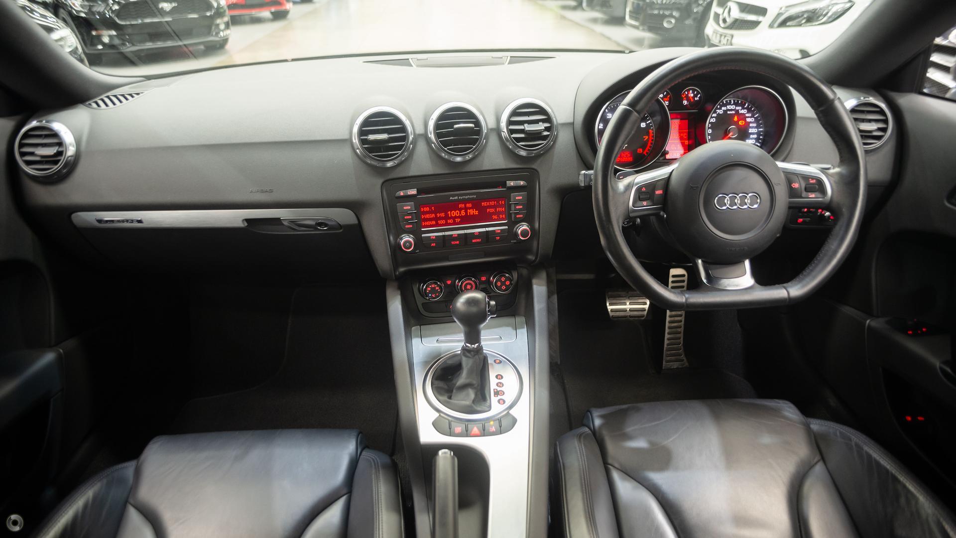 2007 Audi TT  8J
