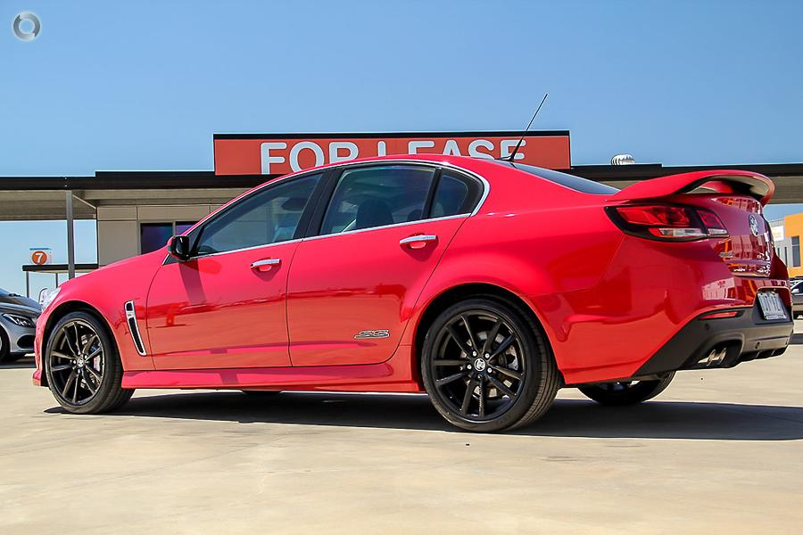 2013 Holden Commodore SS V Redline VF