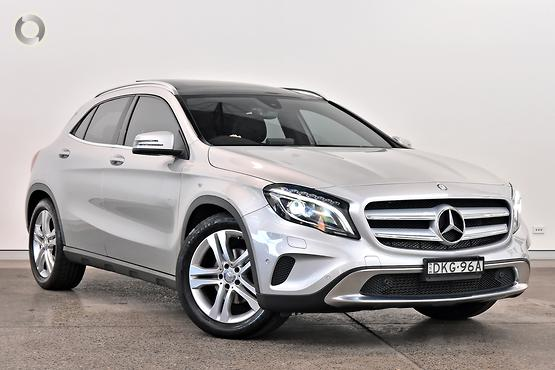 2016 Mercedes-Benz GLA 200 D