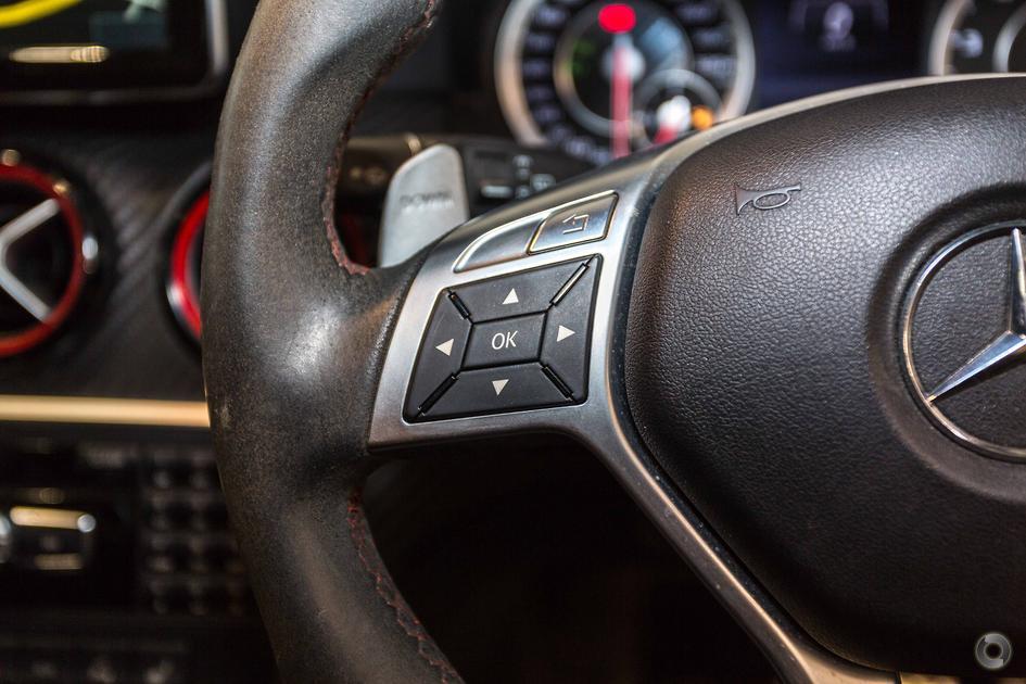 2013 Mercedes-Benz A 45 AMG Hatch