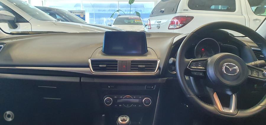 2016 Mazda 3 SP25 GT BN Series