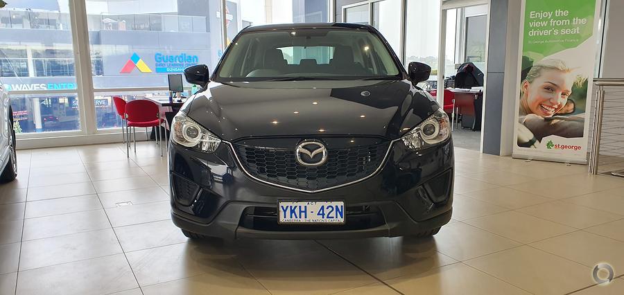 2014 Mazda CX-5 Maxx KE Series