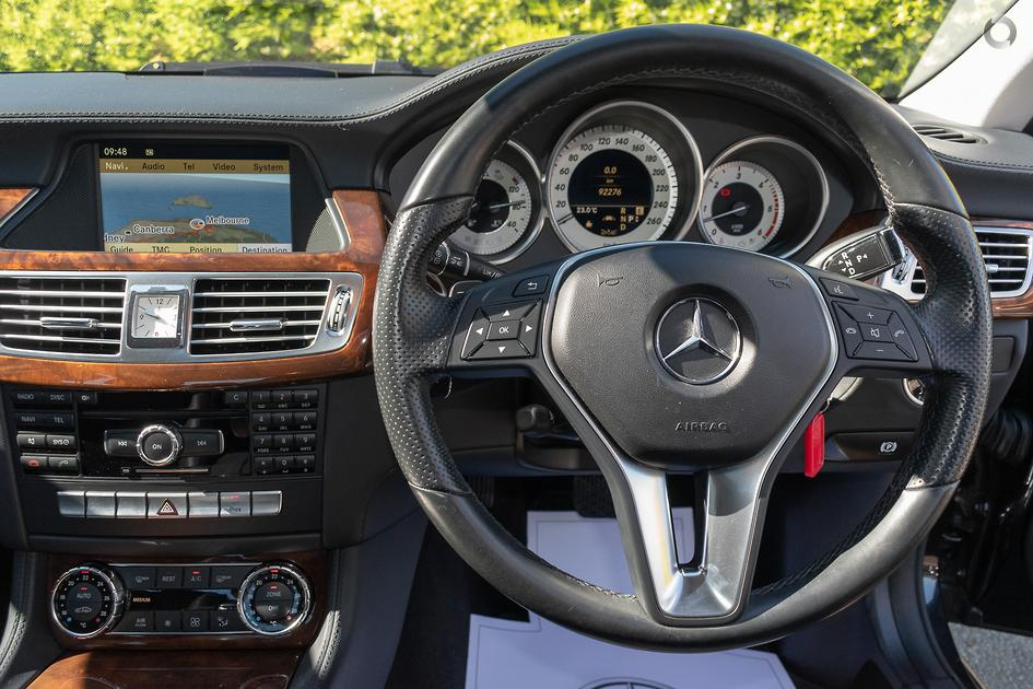 2012 Mercedes-Benz CLS 350 CDI BLUEEFFICIENCY Coupe