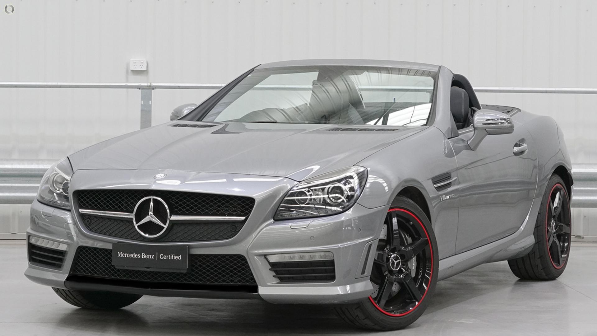 2013 Mercedes-Benz SLK 55 AMG Roadster