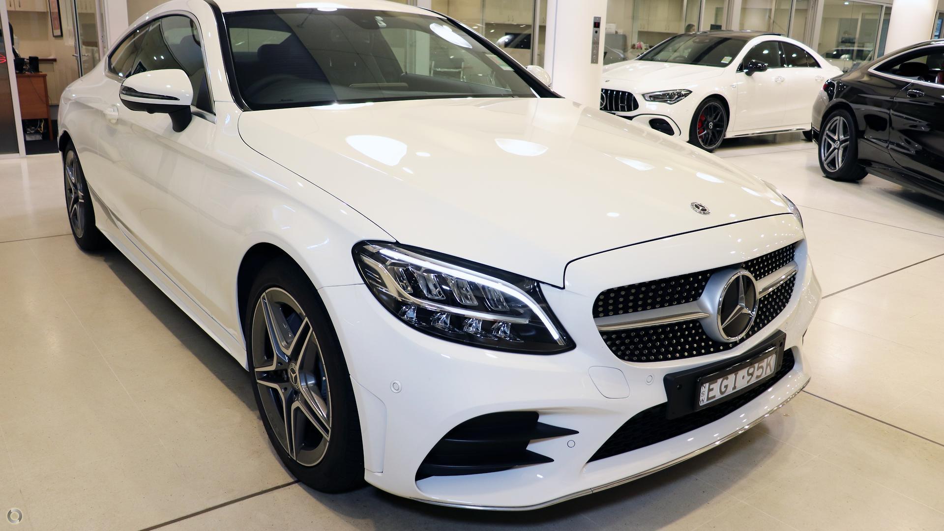 2018 Mercedes-Benz C200 C205