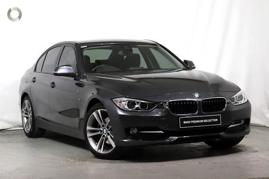 2015 BMW 320 d Sport Line
