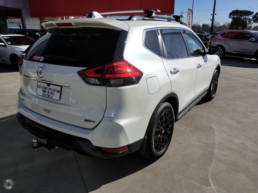 2018 Nissan X-TRAIL ST-L N-SPORT