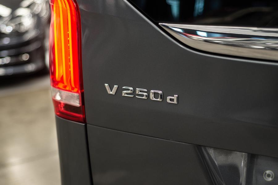 2015 Mercedes-Benz V250 d Avantgarde  447