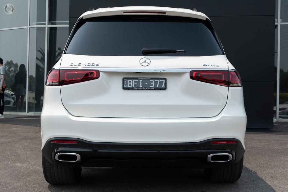 2019 Mercedes-Benz GLS 400 D Wagon