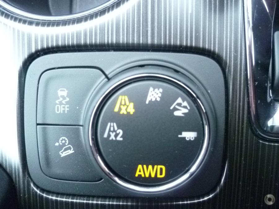 2019 Holden Acadia LTZ-V AC