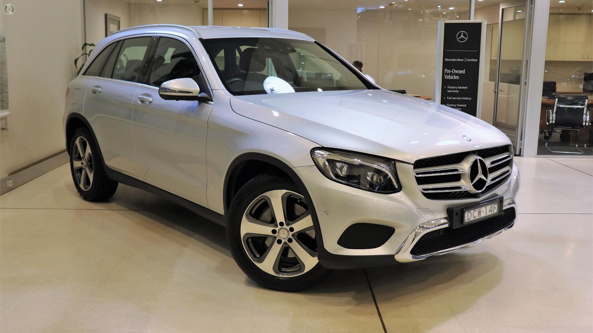 2019 Mercedes-Benz GLC200 X253