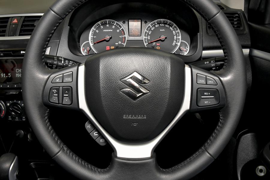 2013 Suzuki Swift GL FZ