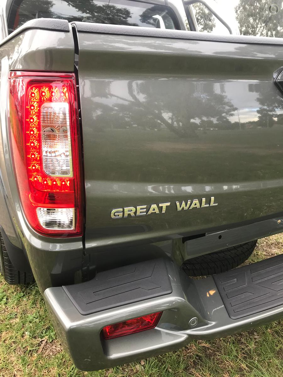 2019 Great Wall Steed  NBP