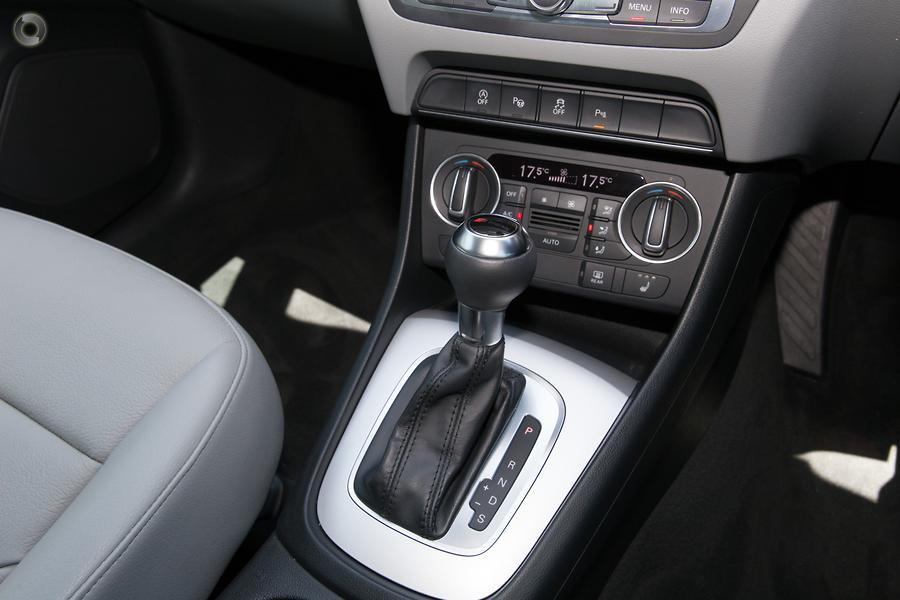 2017 Audi Q3 TFSI 8U