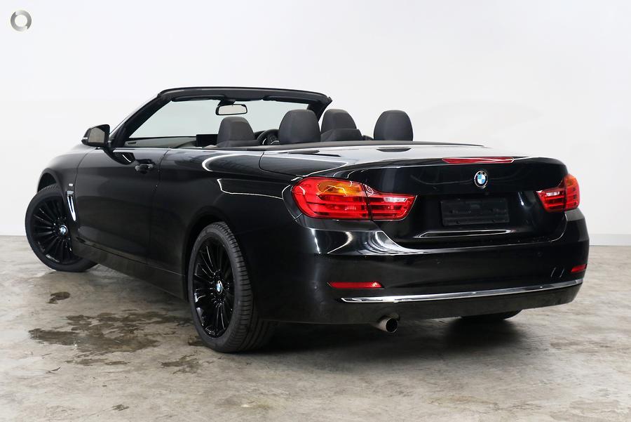 2015 BMW 420i Luxury Line