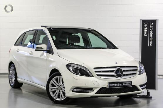 2014 Mercedes-Benz B 180