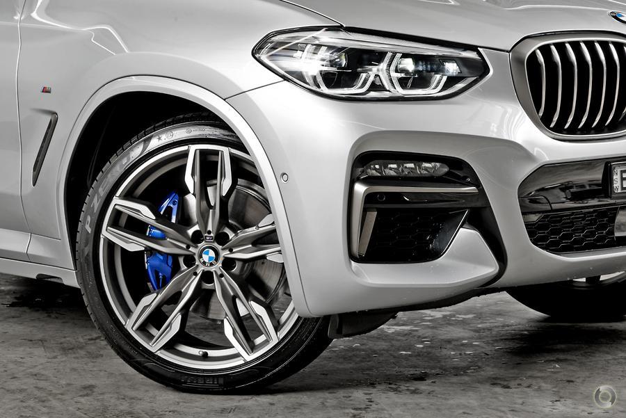 2019 BMW X4 M40i