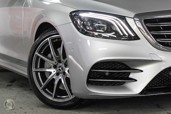 2017 Mercedes-Benz S 350 D