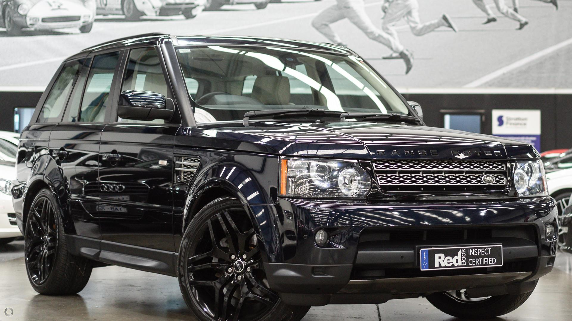 2012 Land Rover Range Rover Sport L320