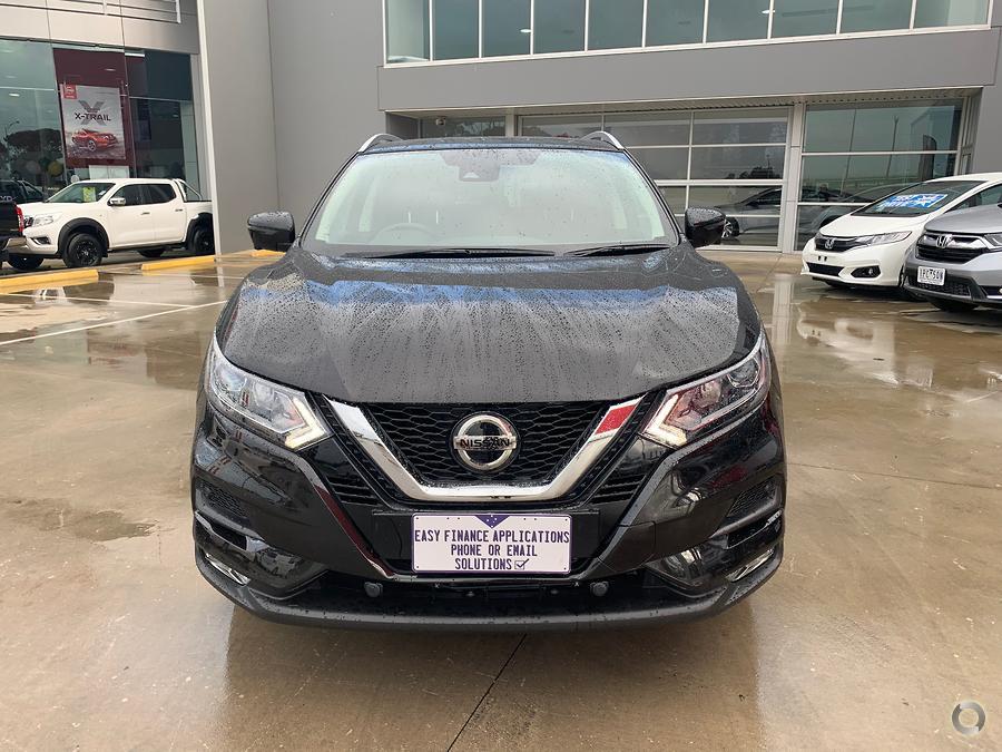 2019 Nissan QASHQAI ST-L