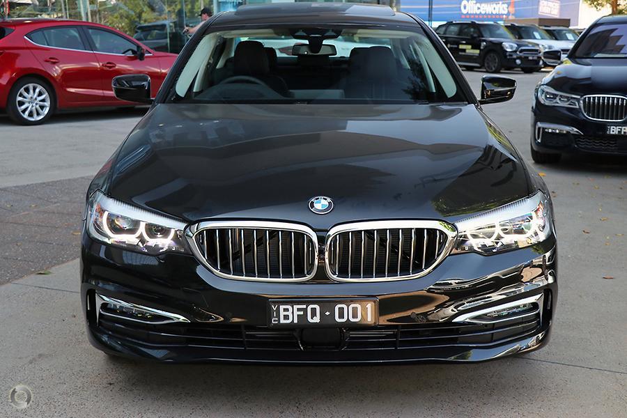 2019 BMW 520d Luxury Line