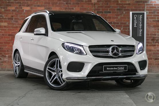 2016 Mercedes-Benz GLE 350 D