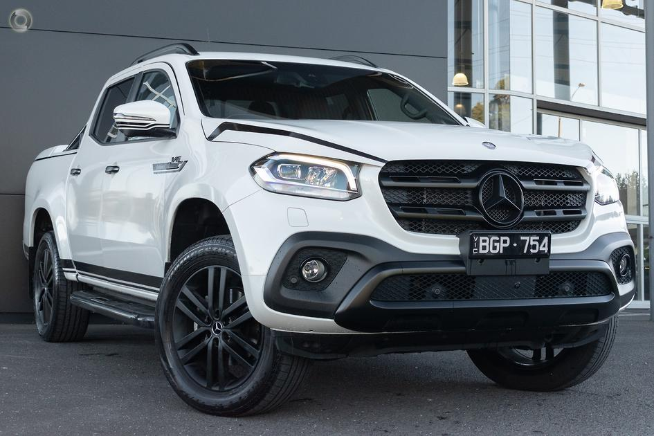 2019 Mercedes-Benz X 350 D EDITION 1 Utility