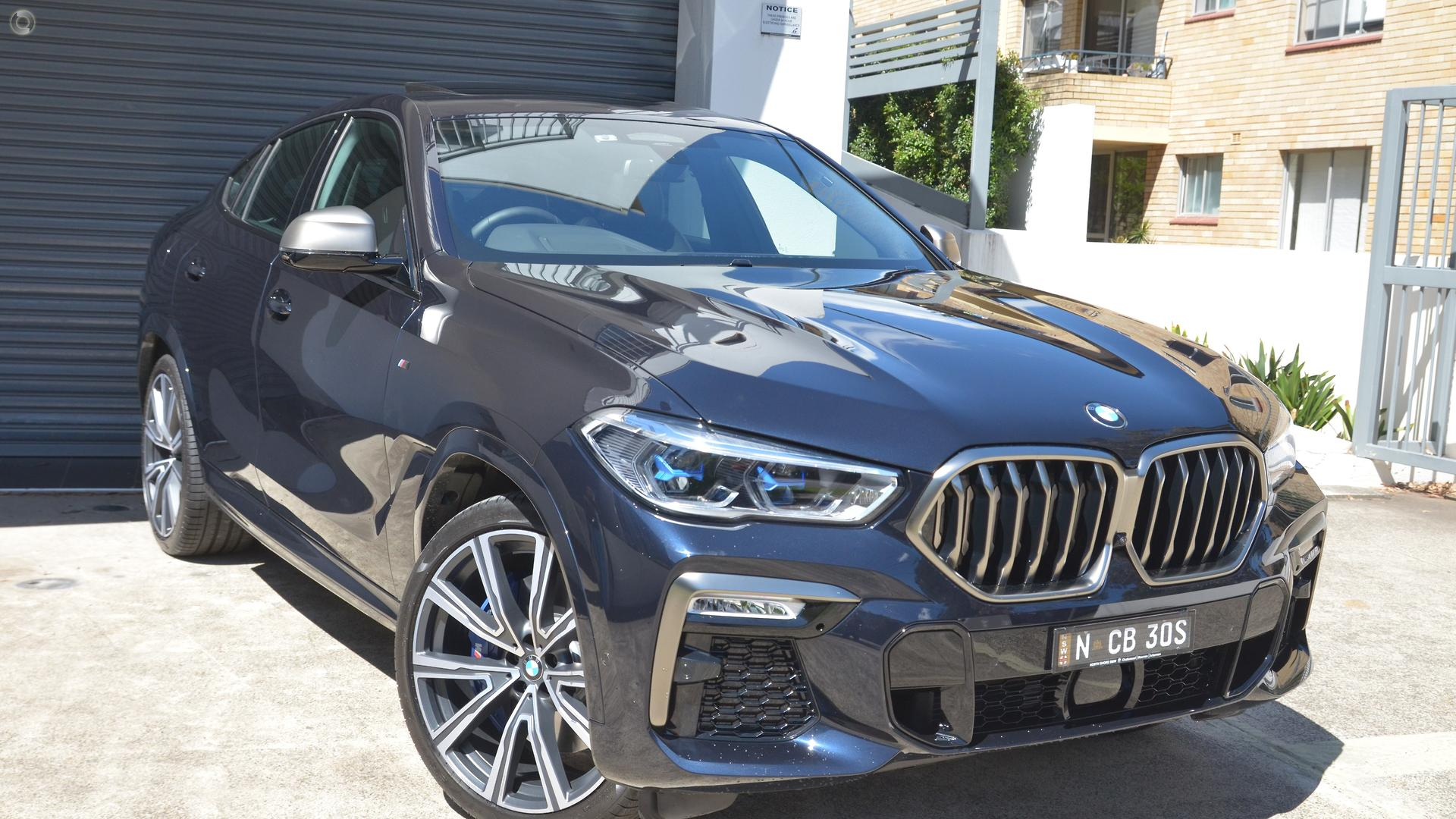 2019 BMW X6 xDrive50i