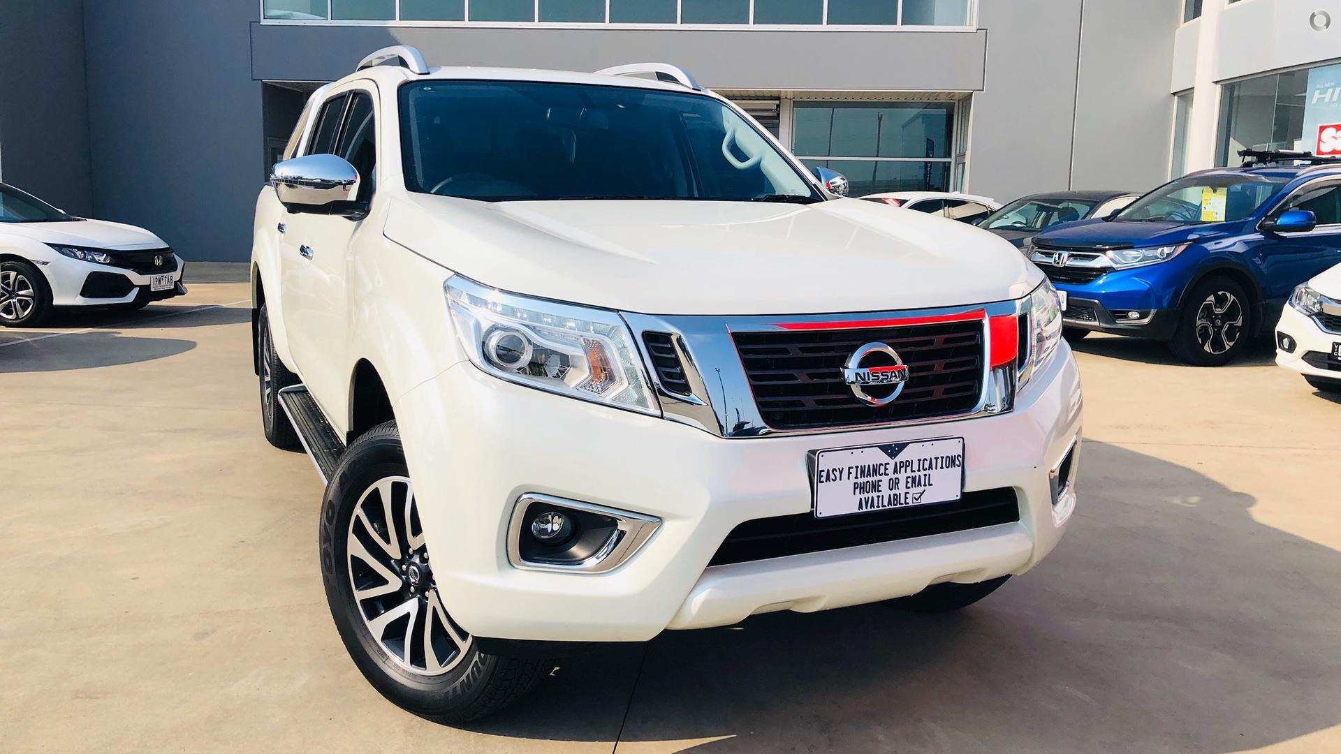 2019 Nissan Navara D23 Series 3