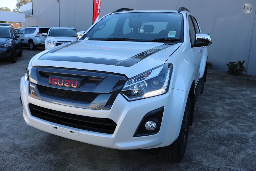 2019 Isuzu D-MAX X-Runner