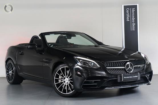 2016 Mercedes-Benz SLC 43 AMG