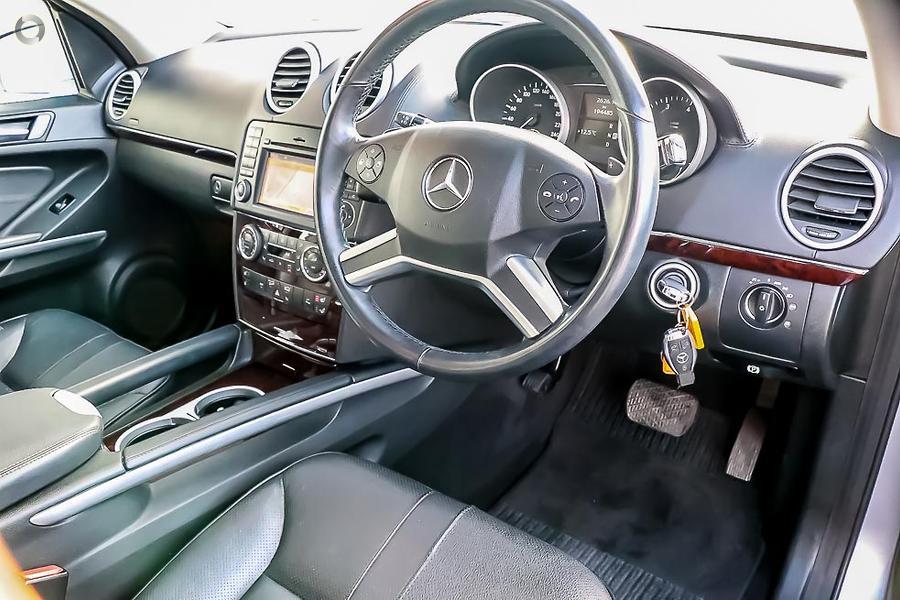 2011 Mercedes-benz Ml350 AMG Sports W164