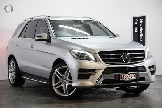 2014 Mercedes-Benz ML 400